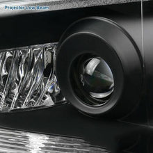 Load image into Gallery viewer, For 01-05 Lexus IS300 Black Integrated LED+Signal Projector Headlights Pair - NINTE