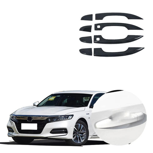 NINTE 4 Door Handle Cover For 2018 2019 Honda Accord 10 Gen - NINTE