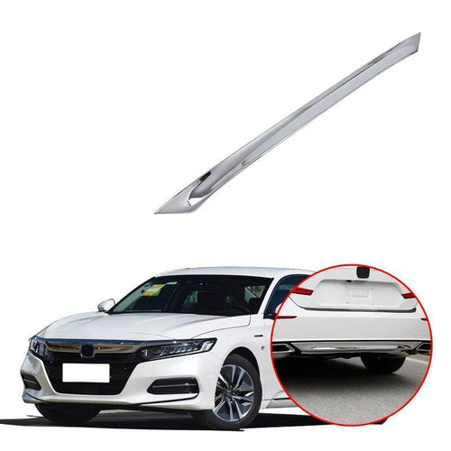 NINTE Rear bumper Lip Diffuser cover For 2018 2019 Honda Accord - NINTE
