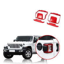 Load image into Gallery viewer, Ninte Jeep Wrangle JL 2018-2019 Rear Tail Light Lamp Cover - NINTE