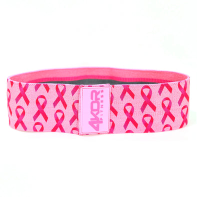 "Limited Edition for Breast Cancer Awareness Month | 3"" Resistance Hip Band"