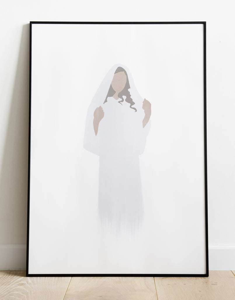 Heavenly Mother Print