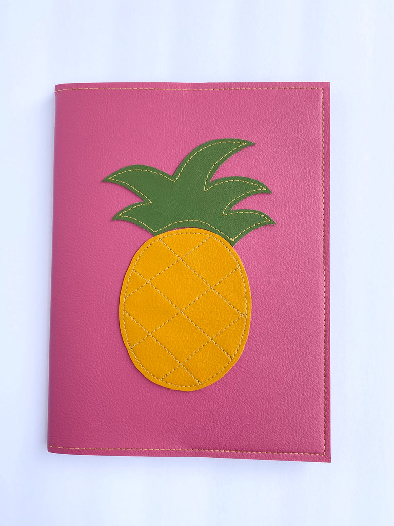 Large Pineapple Notebook from Vinylicious