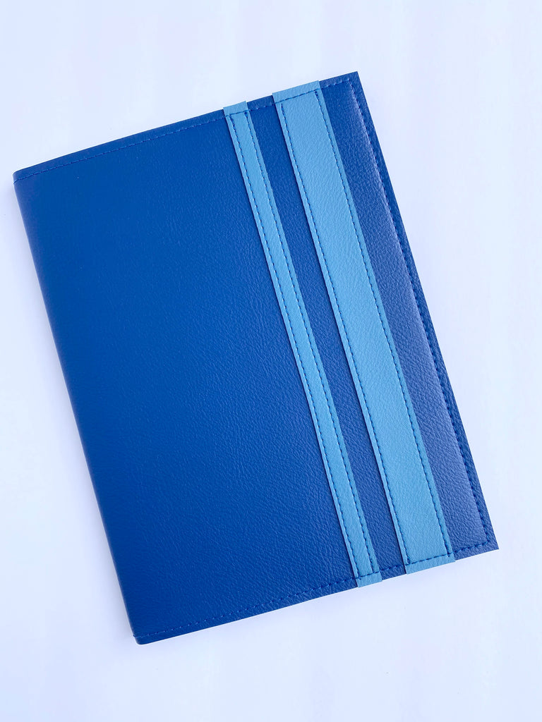 Large Stripes Notebook from Vinylicious
