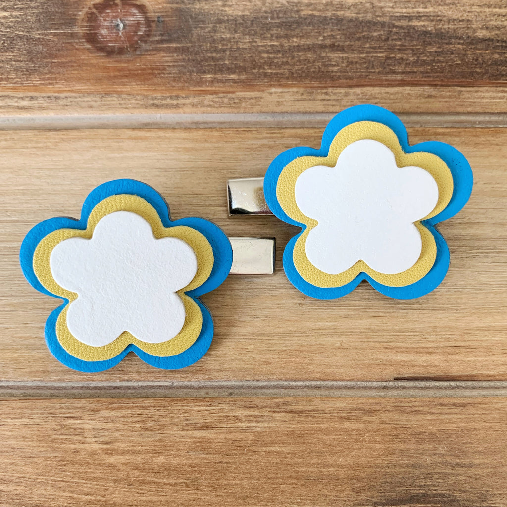 The Retro Daisy Clip