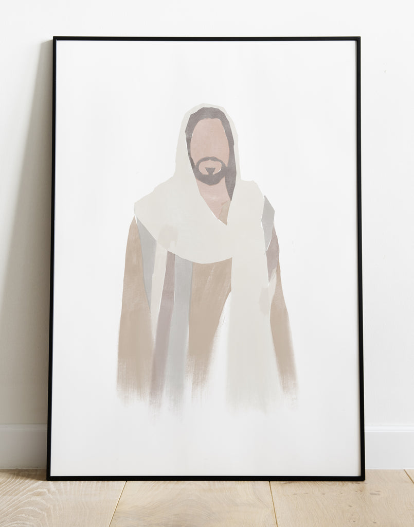 Jesus The Christ Print