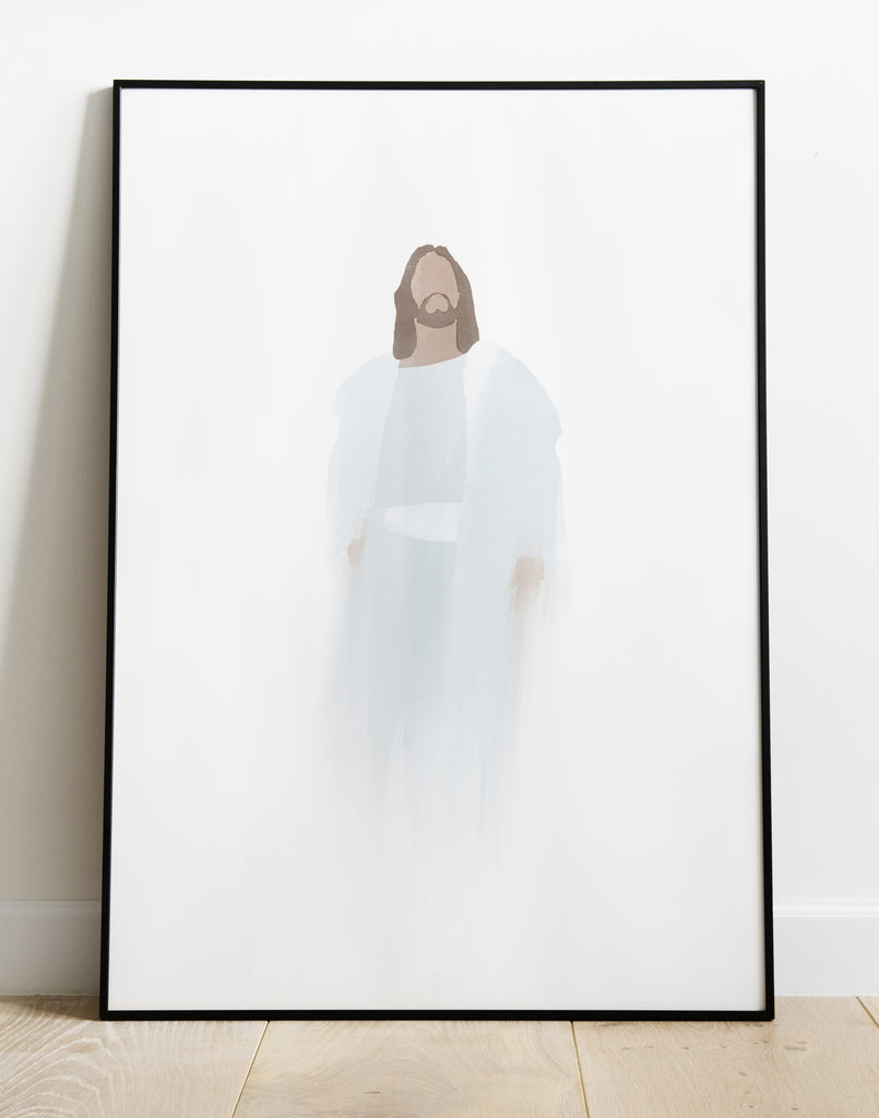 Resurrected Christ Print