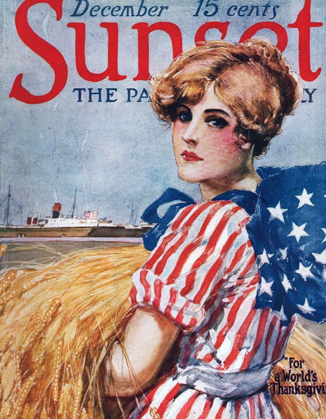 American Sweetheart, Sunset Poster