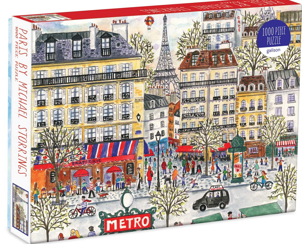 PARIS by Michael Storrings puzzle 1000 piece