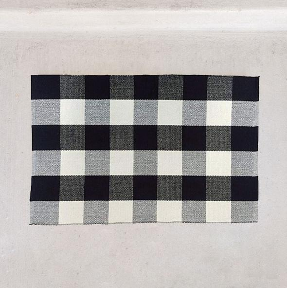 Buffalo Check Mat