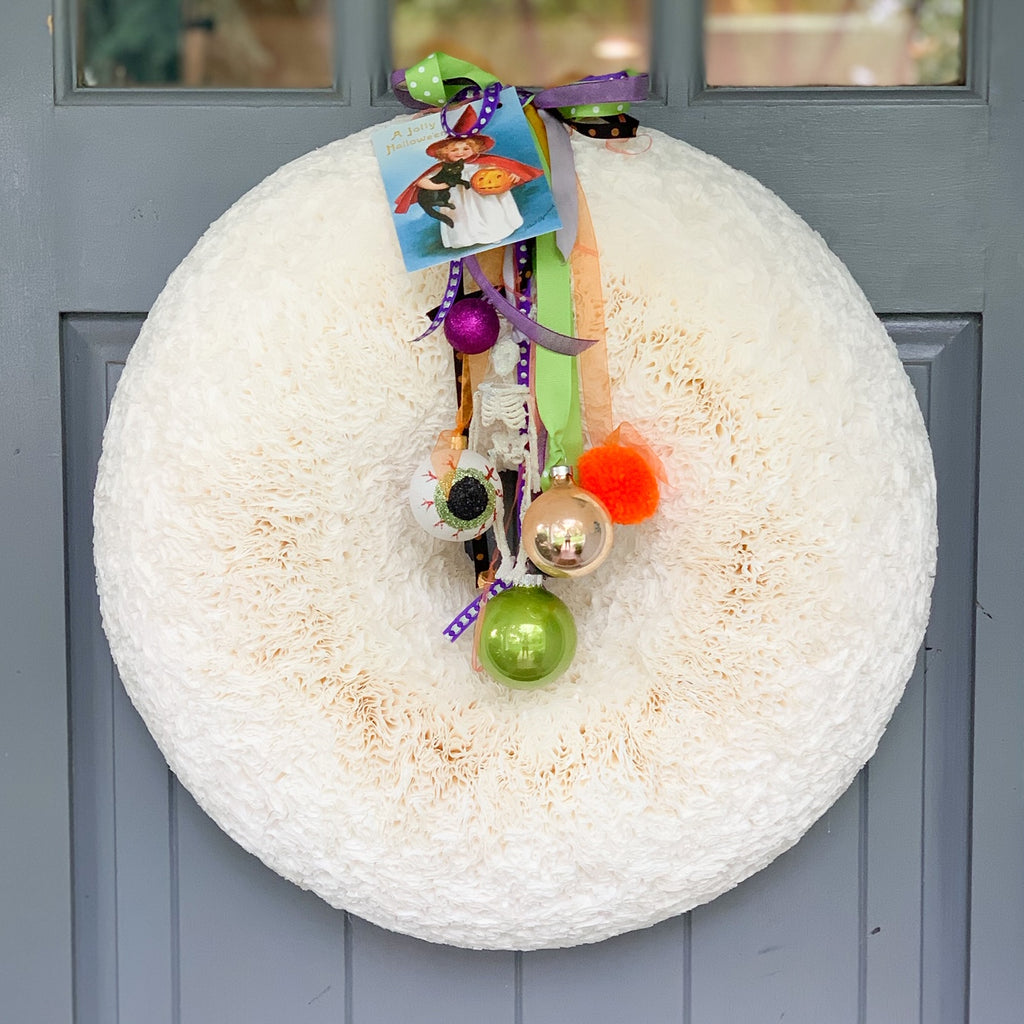 Ornament Embellishment for Halloween Wreath