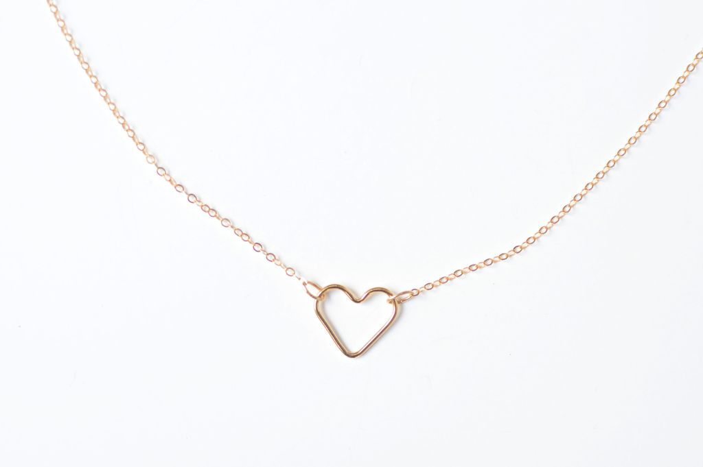Hey June Lover Necklace