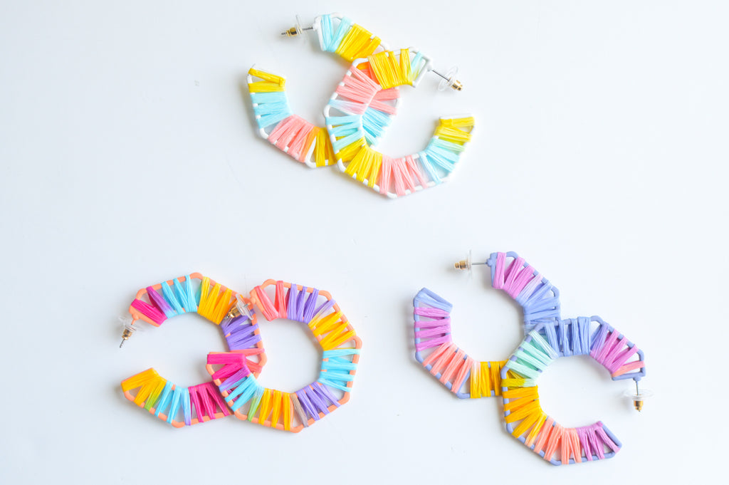 Hey June Summer Fest Earrings