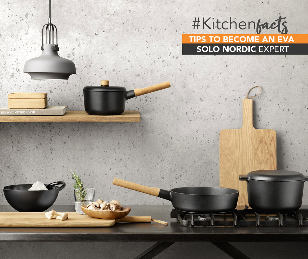 #Kitchenfacts What's the Difference? Sauté Pan vs. Skillet