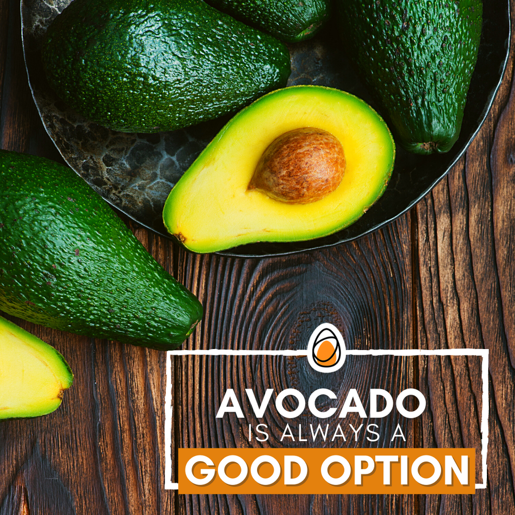 #salads For avocado lovers!