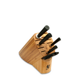 Shun Sora 6-Piece Block Knife Set