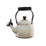 Le Creuset Enamel-on-Steel Demi Teakettle, 1.25 qt, Meringue