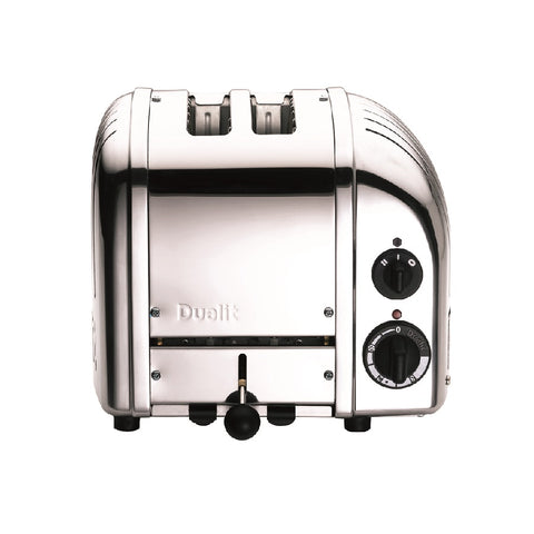 Dualit 2 Slice NewGen Toaster, Timeless & Warm - Kitchen Universe