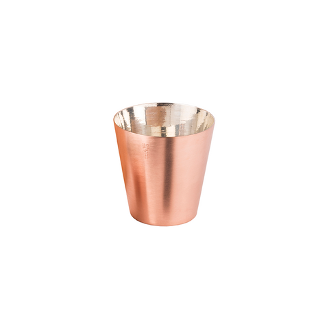 Mauviel M'mini Copper French Fry Pot, 3.5-in