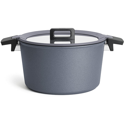 Woll Concept Plus Stockpot with Lid & Silicone insert, 8 qt, 11-in