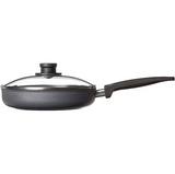 Woll Diamond Lite Induction Non-Stick Fry Pan with Lid, 11-in