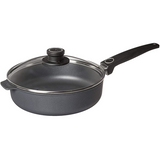 Woll Diamond Lite Induction Non-Stick Sauté Pan with Lid, 2.6 qt, 9.5-in - Kitchen Universe