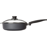 Woll Diamond Lite Induction Non-Stick Sauté Pan with Lid, 3.7 qt, 11-in - Kitchen Universe