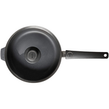 Woll Diamond Lite Induction Non-Stick Sauté Pan with Lid, 3.7 qt, 11-in