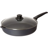 Woll Diamond Lite Induction Non-Stick Sauté Pan with Lid, 5 qt, 12.5-in