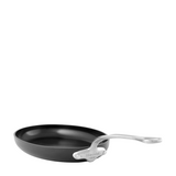 Mauviel M'stone3 Aluminum Oval Frying Pan, 13.5 x 9.1-in