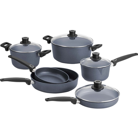 Woll Diamond Lite Non-Stick 10 Piece Set - Kitchen Universe