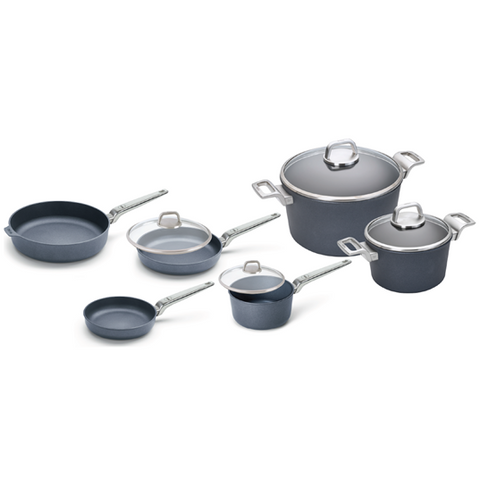 Woll Diamond Lite Pro Non-Stick 10 Piece Set - Kitchen Universe