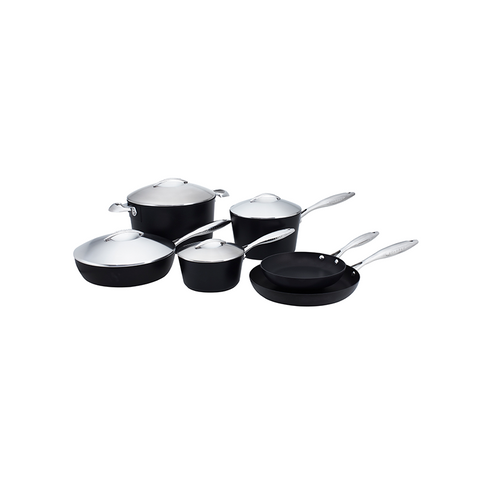 Scanpan Professional Stratanium Cookware Set, 10-piece