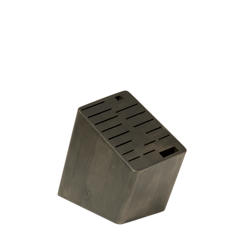 Shun Angled Block, 17-Slot - Kitchen Universe