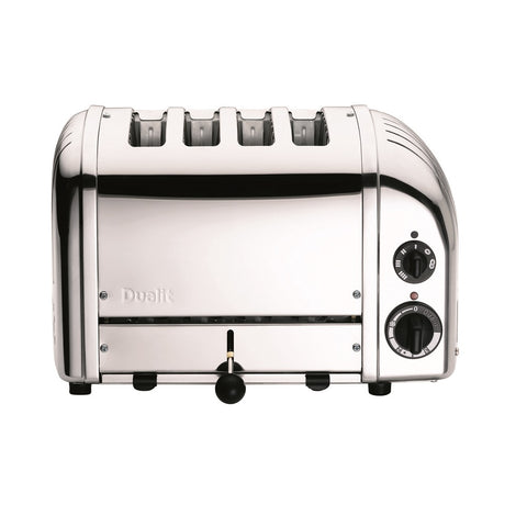 Dualit 4 Slice NewGen Toaster, Timeless & Warm - Kitchen Universe