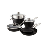 Scanpan PRO IQ Stratanium Cookware Set, 9-piece