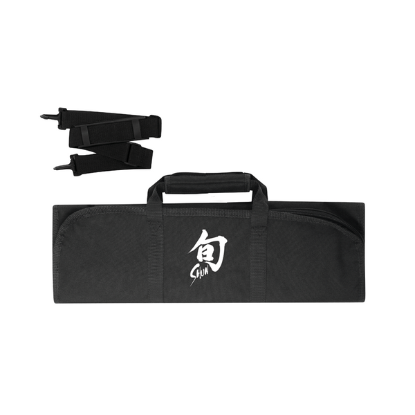 Shun Knife Roll: 8-Slot