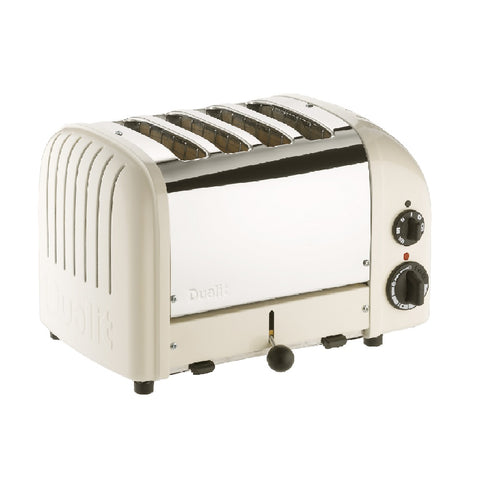 Dualit 4 Slice NewGen Toaster, Clean & Calm - Kitchen Universe