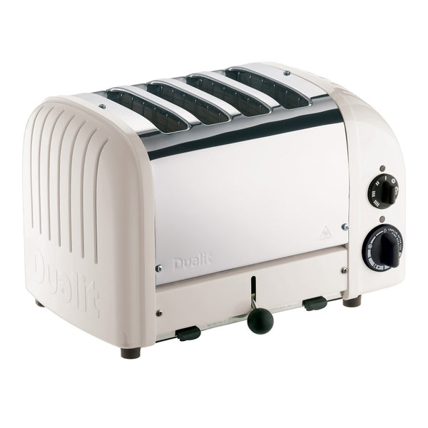 Dualit 4 Slice NewGen  Toaster, Neutral Colors