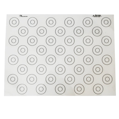 de Buyer Nonstick Silicon Pastry Mat, 15.75'' x 12""