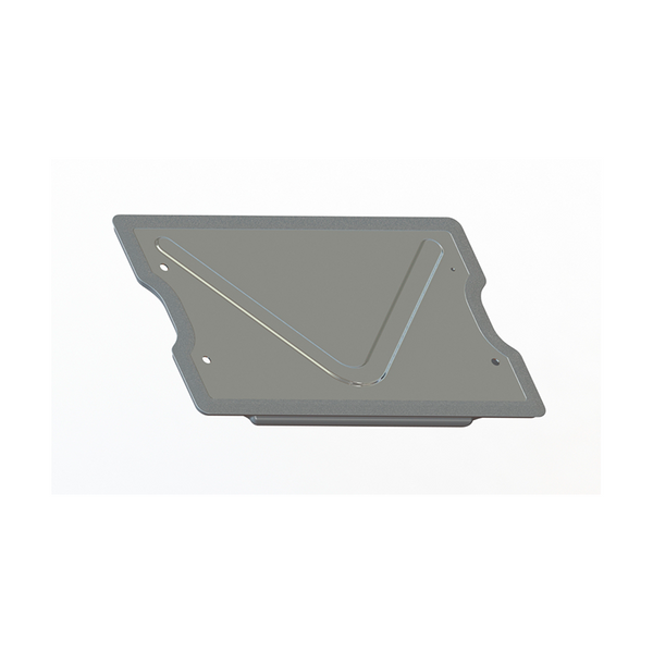de Buyer Smooth Plate for Mandoline