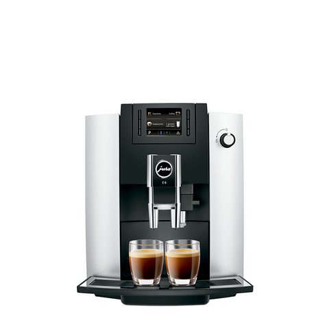 Jura E6 Platinum Coffee Maker