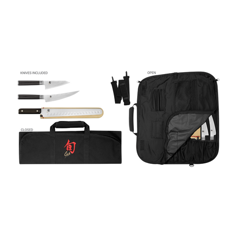 Shun Classic 4-Piece BBQ Set - Kitchen Universe