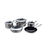 Scanpan CTX Stratanium 10 Piece Cookware Set