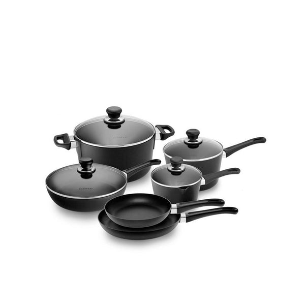 Scanpan Classic Stratanium Induction 10-Piece Cookware Set
