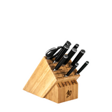 Shun Classic 9-Piece Knife Block Set