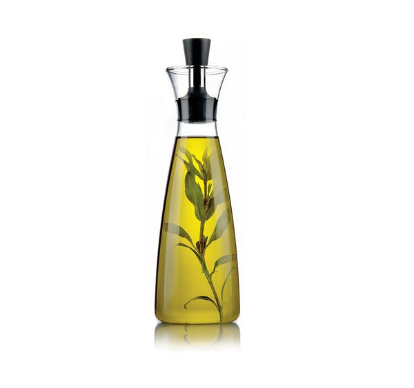 Eva Solo  Oil Vinegar Drip Free Carafe, 0,5-Lt / 16.9-fl-ounces - Kitchen Universe