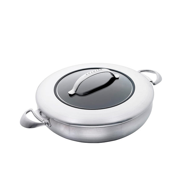 Scanpan CTX Stratanium Chef Pan w/Lid, 5.25 in
