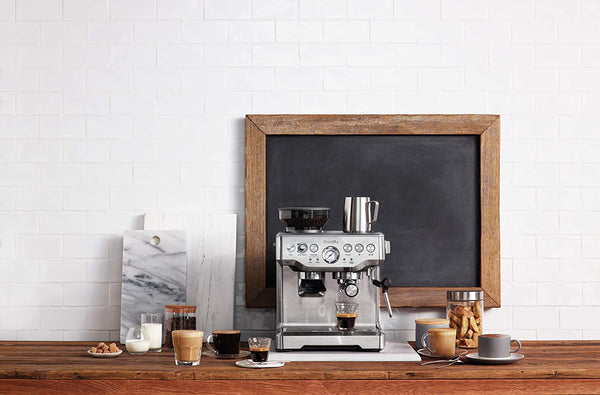 Breville the Barista Express® Espresso & Cappuccino Machine