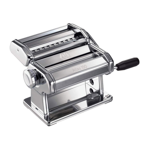 Marcato Atlas 150 Pasta Machine, Chrome Steel